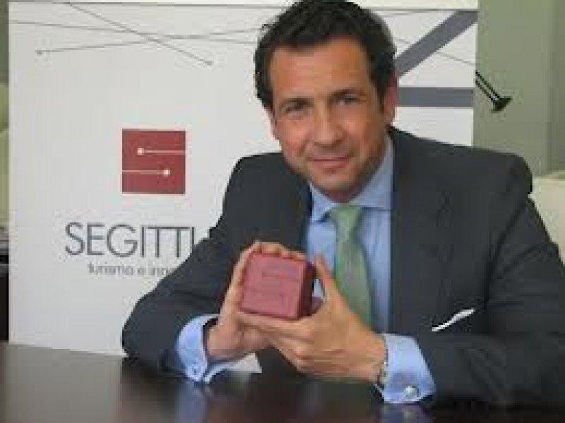 Antonio López de Ávila, presidente de Segittur.