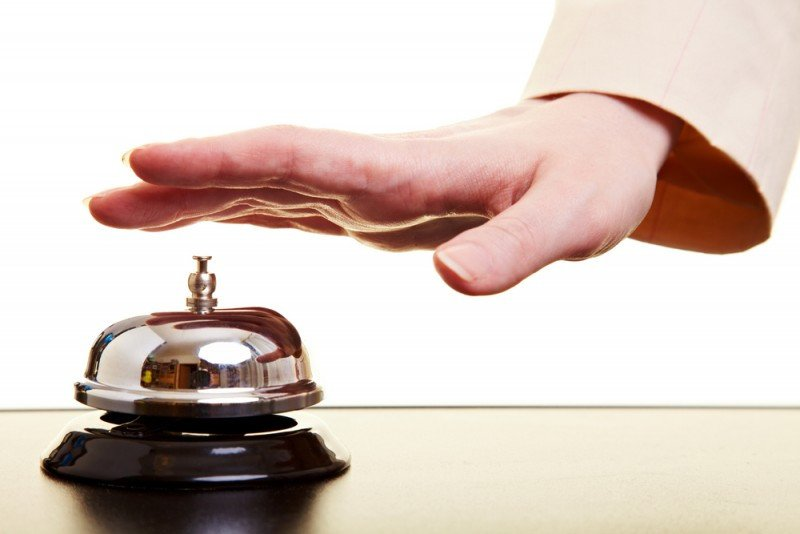 En breve los clientes podrán acceder directamente a sus habitaciones sin tener que pasar por recepción, como los viajeros en los aeropuertos. #shu#