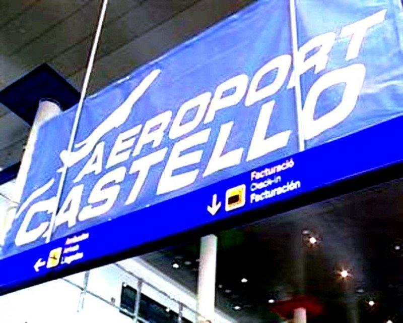 El Aeropuerto de Castellón pagó casi 17 M € a epresas por trabajos de su plantilla