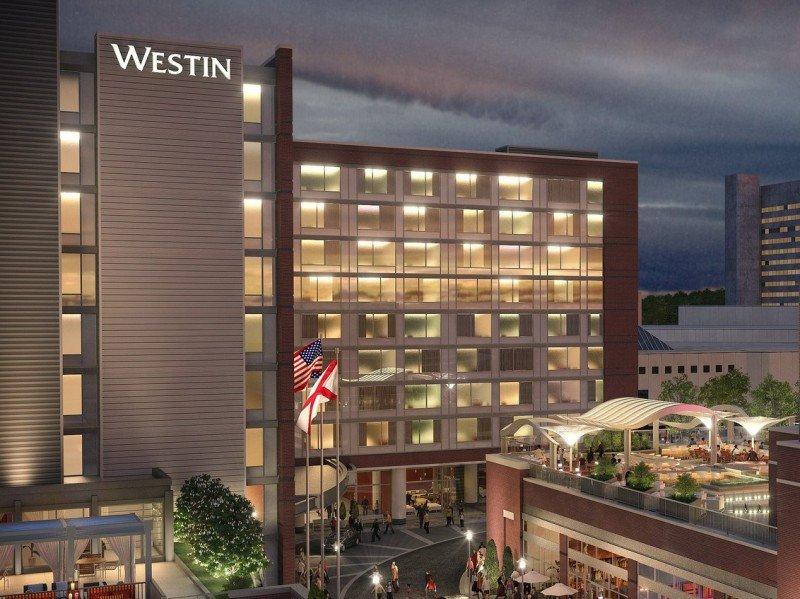 Starwood abrirá un nuevo Westin en Estados Unidos