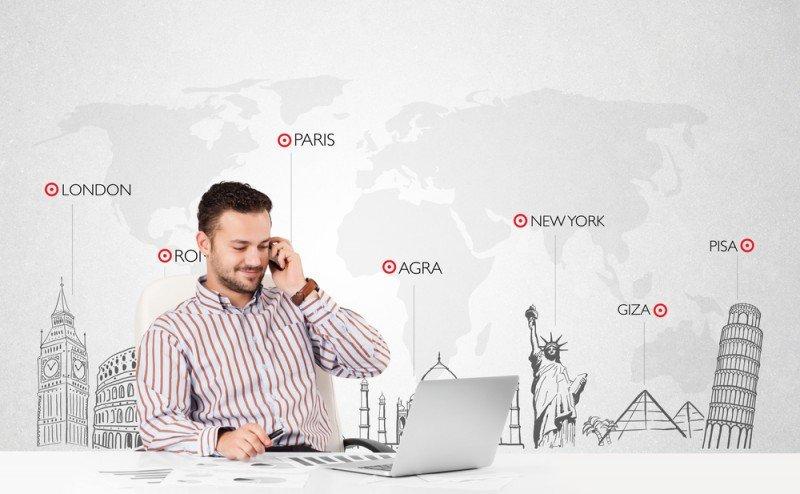 El agente de viajes se ha especializado más. #shu#.