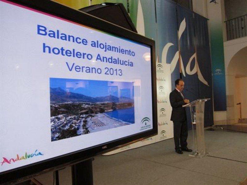 Andalucía aumentará un 8% las pernoctaciones en el cuarto trimestre