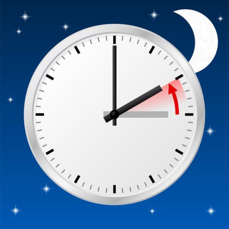El domingo a las tres de la madrugada habrá que atrasar los relojes una hora. #shu#