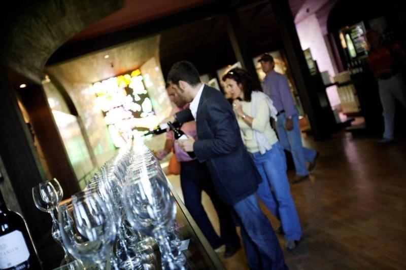 Visita a bodegas de La Rioja. El enoturismo tiene un gran peso en esta comunidad.