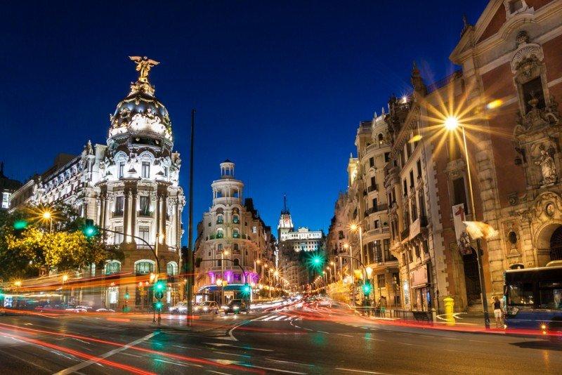 El número de turistas internacionales se incrementó un 1,4% en septiembre en la Comunidad de Madrid. #shu#
