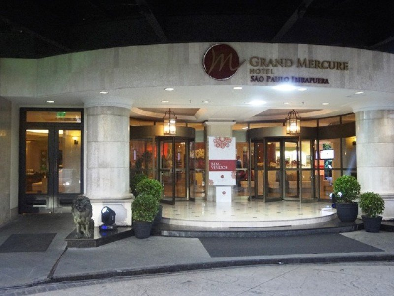 Accor inaugura su primer Grand Mercure en Brasil