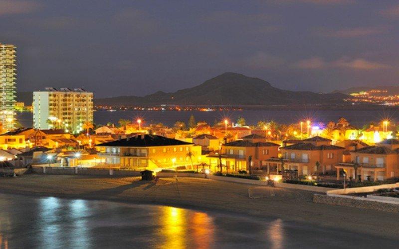 La Manga del Mar Menor, Murcia. #shu#