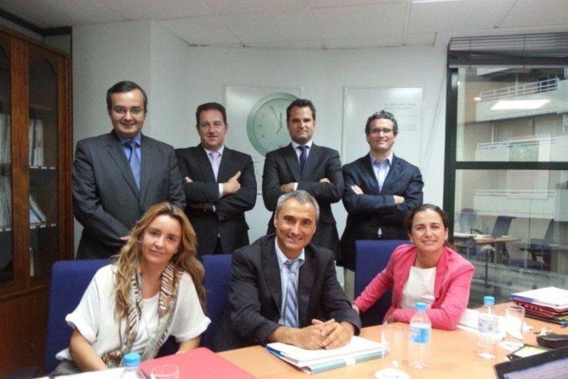 Primer consejo de administración de la asociación Tourism and Health Spain.