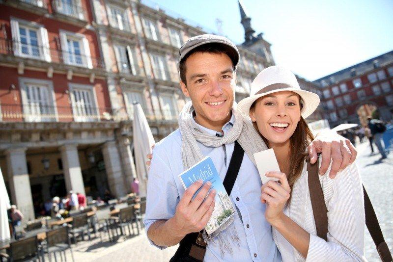 En los nueve primeros meses del año la caída del turismo internacional en Madrid roza el 7%. #shu#