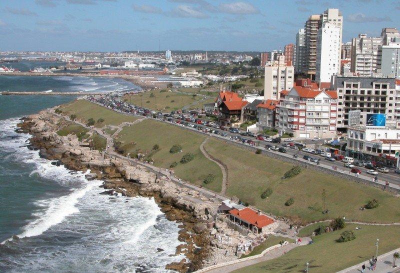 Mar del Plata, Costa Atlántica bonaerense.