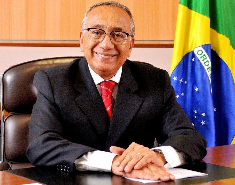 Gastão Vieira, ministro de turismo de Brasil.