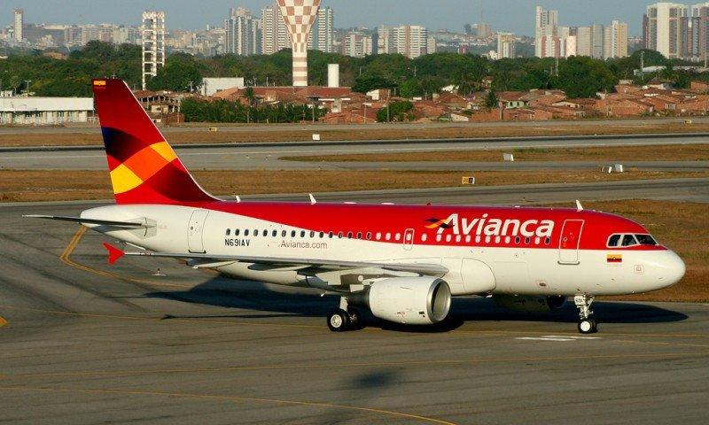 Avianca incrementa un 8,3% los pasajeros transportados hasta agosto