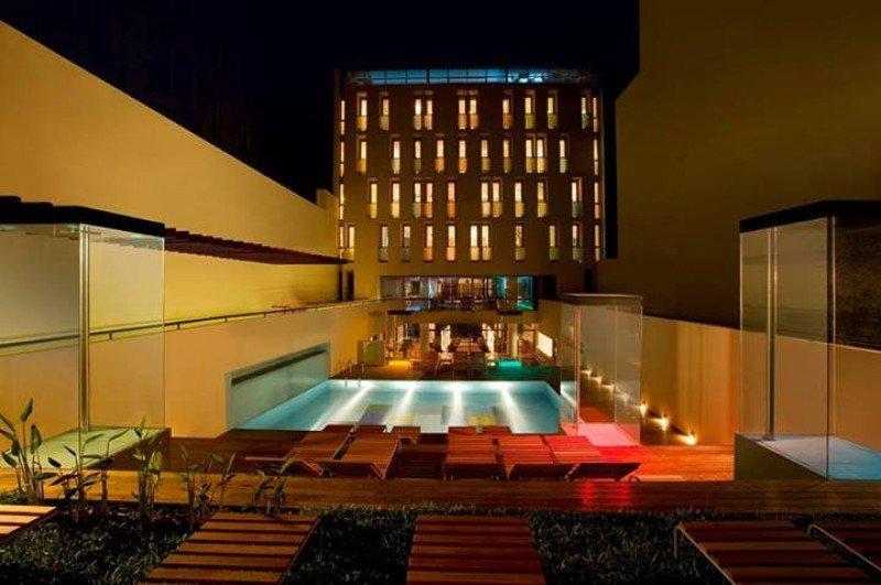 Axel Hotel Buenos Aires fue el primer hotel gay del país.
