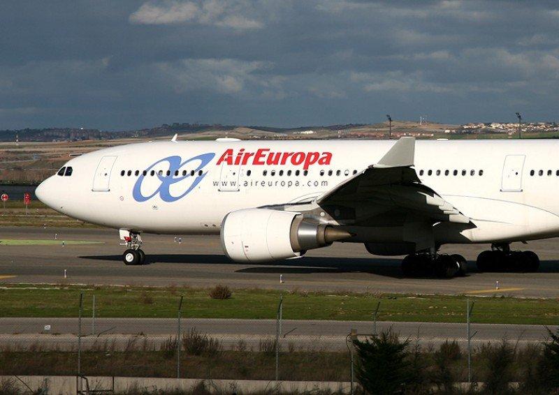 Air Europa conectará Madrid con Santiago de Chile, Asunción y Córdoba
