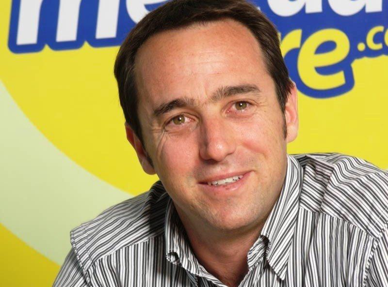 Marcos Galperin, cofundador, presidente y CEO de MercadoLibre