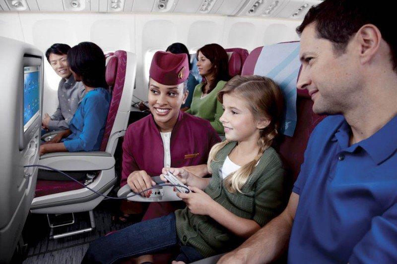 Qatar Airways selecciona tripulantes de cabina en Paraguay