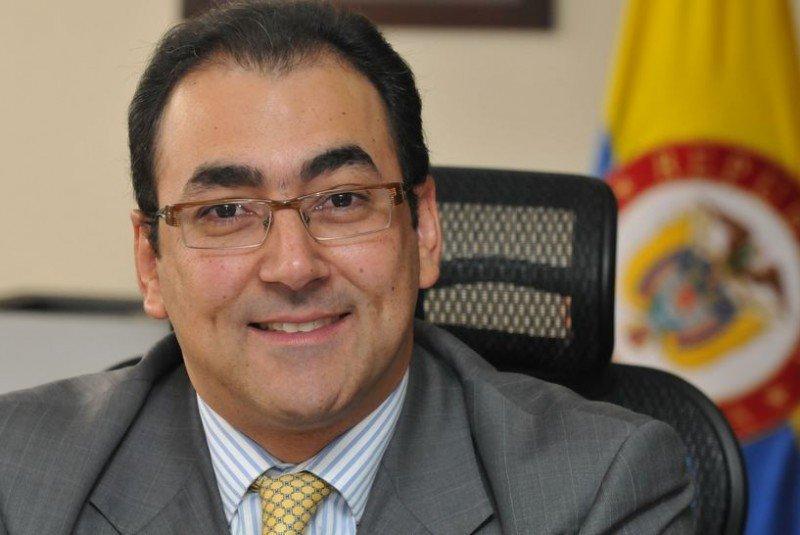 Sergio Díaz-Granados.