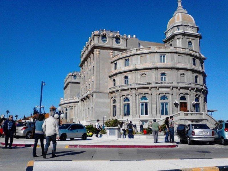 En el edificio, Monumento Histórico, se realizaron recorridas y espectáculos de tango