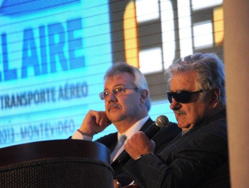 Enrique Pintado y José Mujica