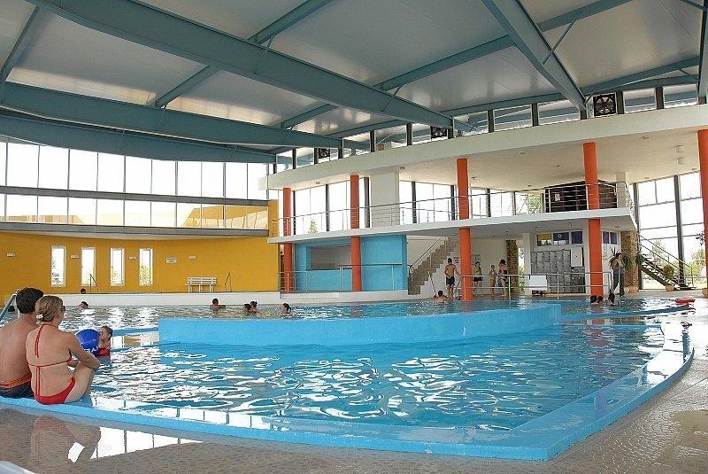 Modernas instalaciones en Termas de Almirón.