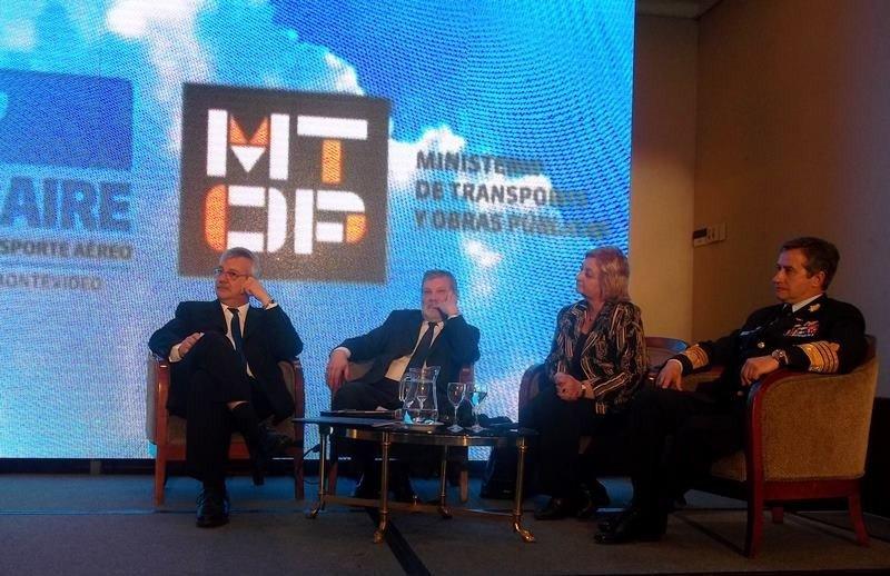 El vicepresidente de la IATA, Patricio Sepúlveda, destacó la presencia del presidente el jueves y de tres ministros el viernes, lo que consideró 'inusual' para un Foro.