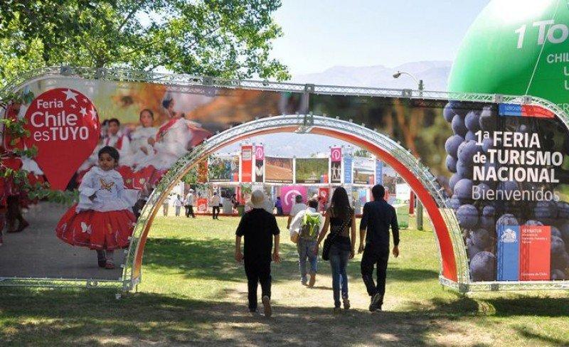 El año pasado 50.000 chilenos pasaron por la Feria.