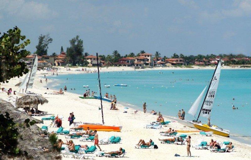 Las playas de Varadero están entre los principales atractivos de Cuba.