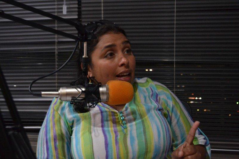Zenndy Berríos, viceministra de Proyectos y Obras Turísticas de Venezuela.