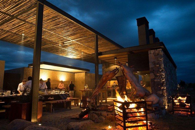 El restaurante forma parte del 'The Vines Resort