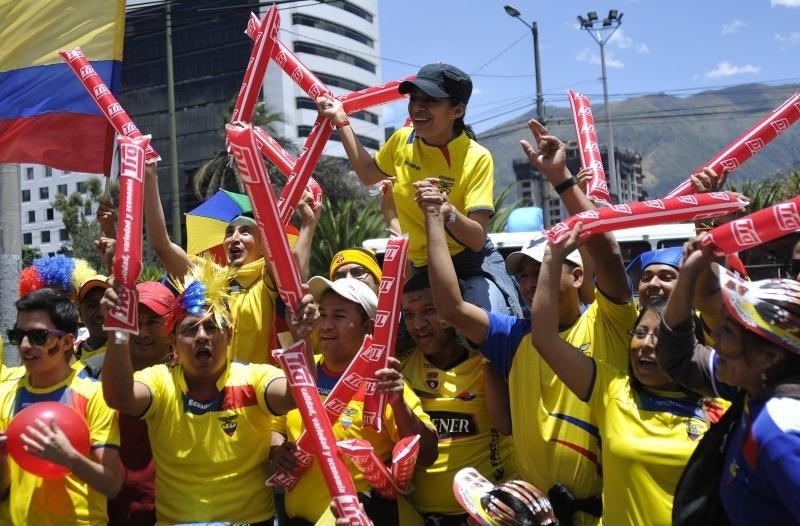 Primeros paquetes para el Mundial 2014 no bajan de US$ 6400 en Ecuador.