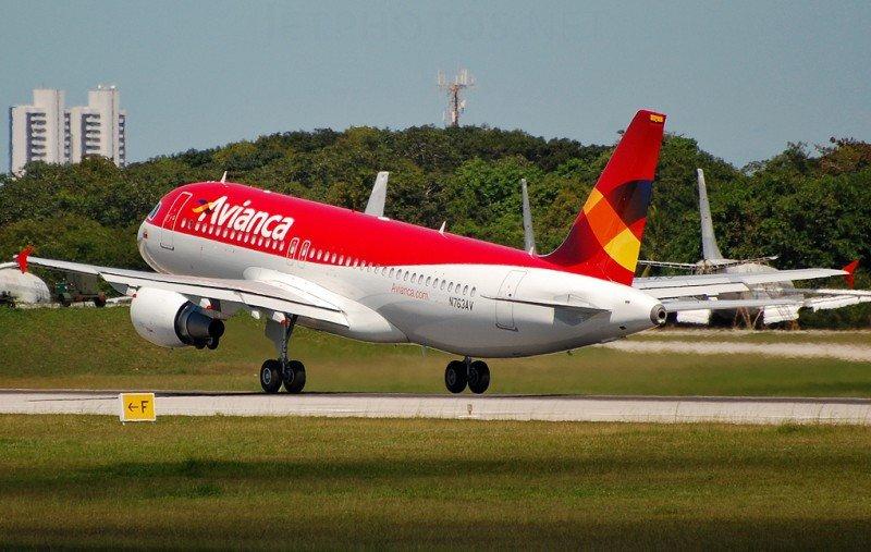 La ruta era operada por SAM, aerolínea  que formó parte del grupo Avianca.