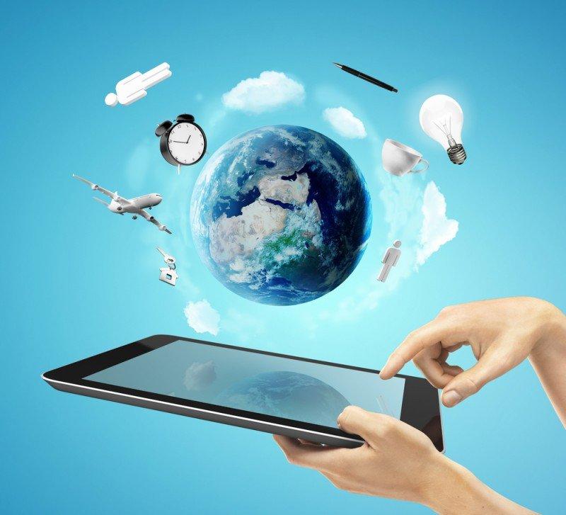 Para reservar viajes de negocios, el 20% de los jóvenes utiliza tablets.