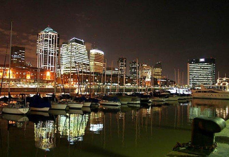 Puerto Madero, ciudad de Buenos Aires.