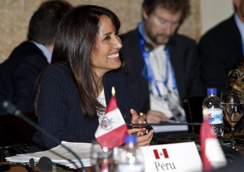 Magalí Silva, ministra de Comercio Exterior y Turismo de Perú.