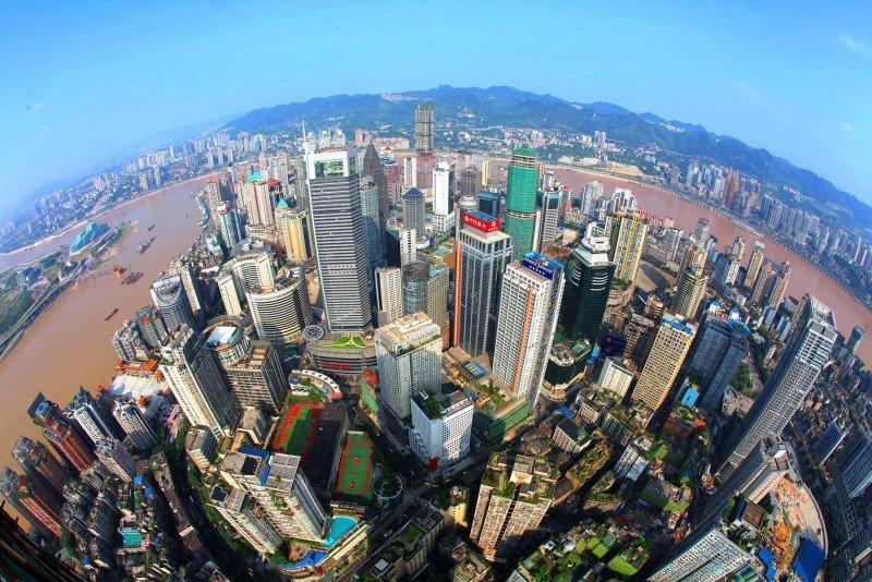 Chongqing adopta la misma política que Pekín, Shanghái, Chengdu y Cantón.