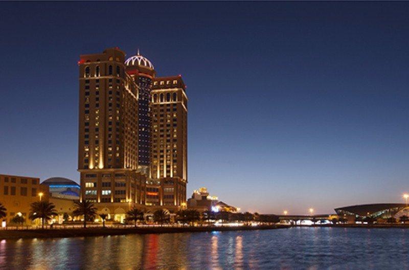 Sheraton Dubai Mall of the Emirates Hotel.