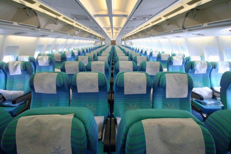 Airbus propone cambiar estándar de confort para viajes de largo recorrido