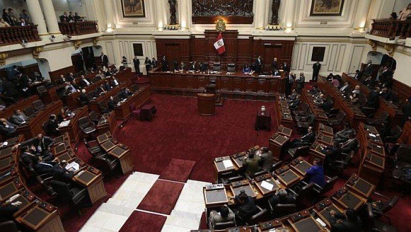 La ministra dio detalles frente a la Comisión de Presupuesto del Congreso peruano.