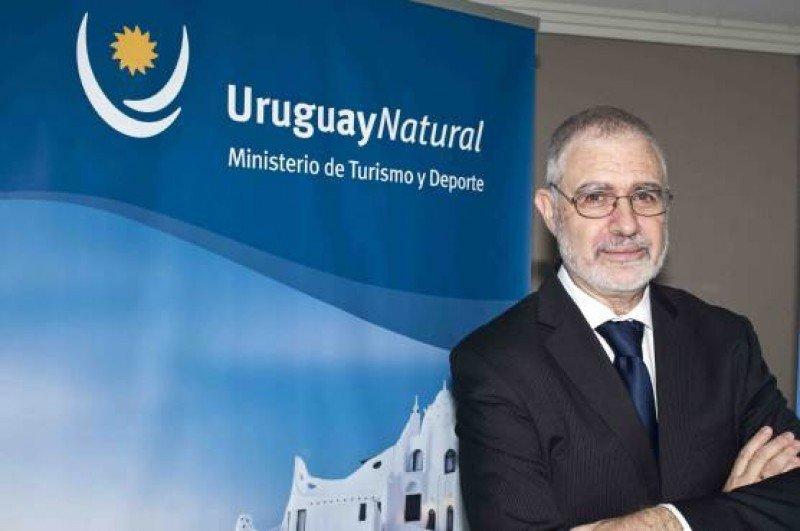 Benjamín Liberoff, director nacional de Turismo de Uruguay.