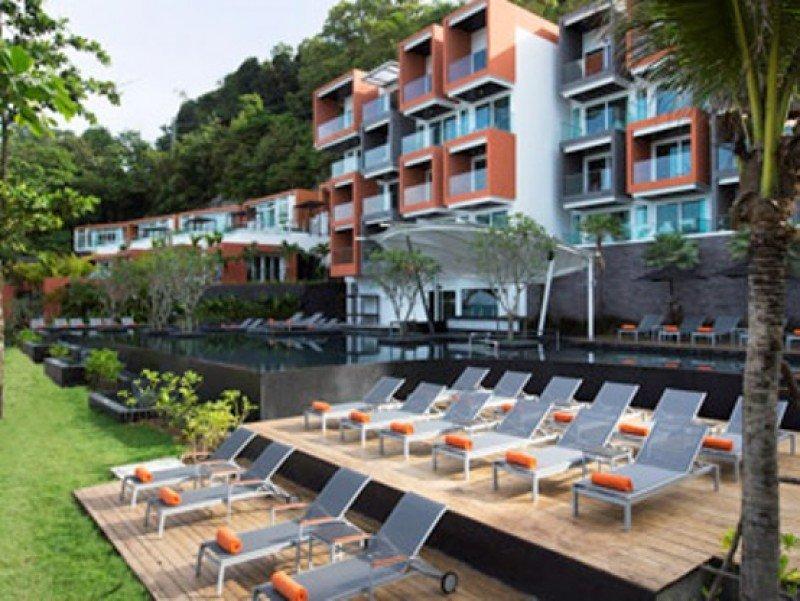Novotel Phuket Kamala Beach.