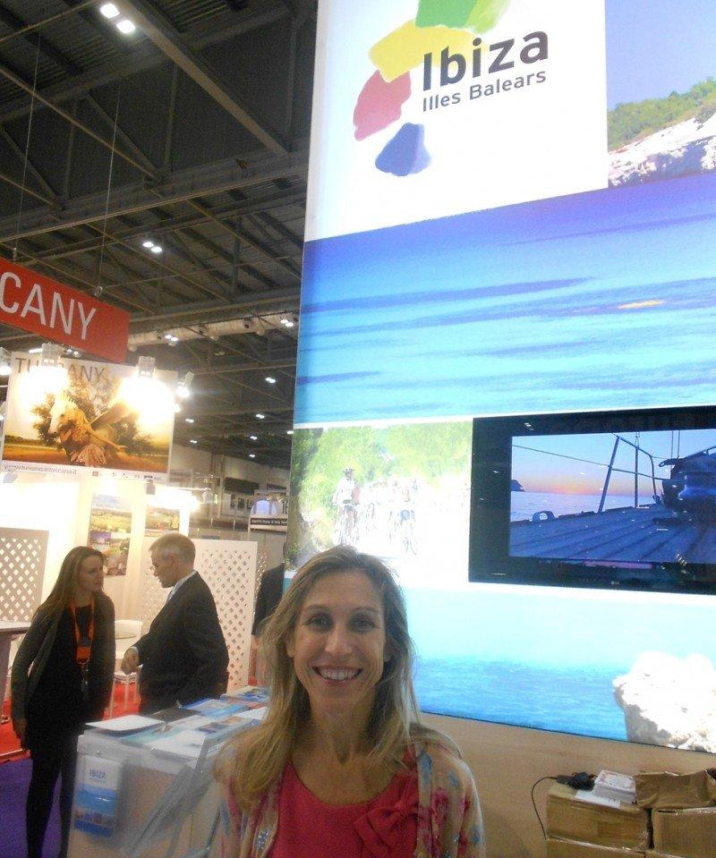 Con la diversificación de su oferta Ibiza ha logrado un posicionamiento alternativo a otros destinos de Baleares, según su consejera de Turismo, Carmen Ferrer.
