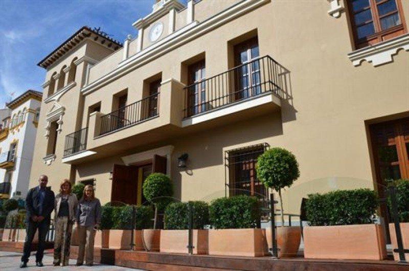El hotel Casa Consistorial de Fuengirola abrirá en diciembre
