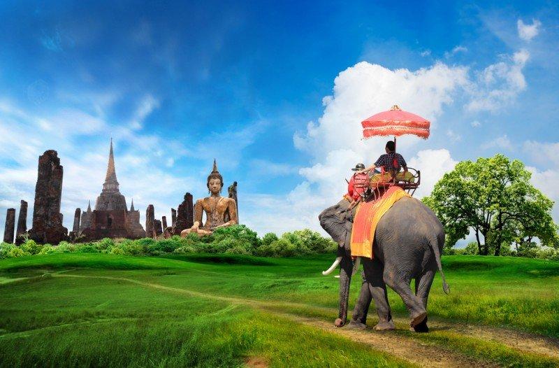Tailandia es uno de los destinos al alza. #shu#.