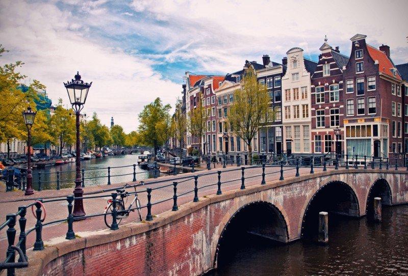 Ámsterdam obtuvo el mejor nivel de ocupación. #shu#.