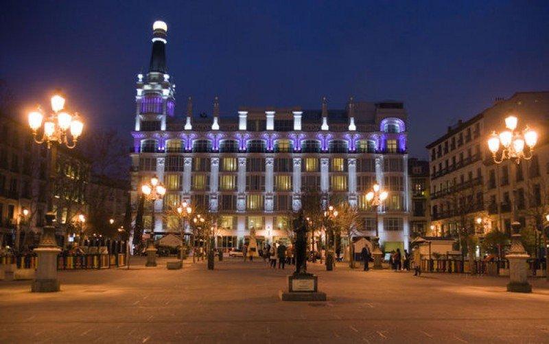 Trabajadores del ME Madrid Reina Victoria se movilizan este jueves contra 22 despidos