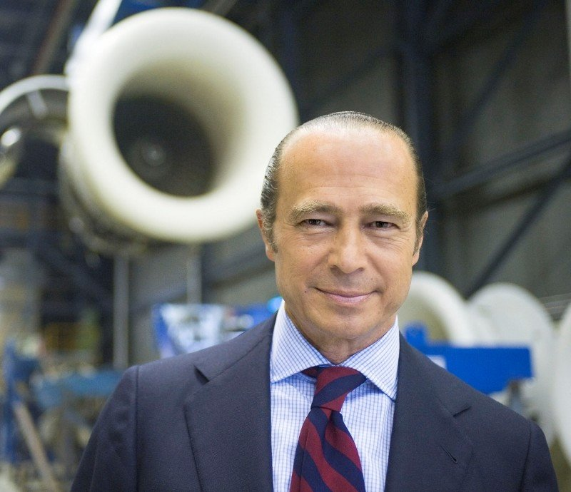 Antonio Vázquez cesa como presidente de Iberia