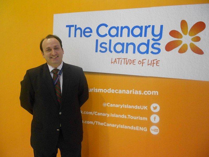 En los próximos años se renovará la oferta alojativa de los principales destinos canarios, según el viceconsejero de Turismo, Ricardo Fernández de la Puente.