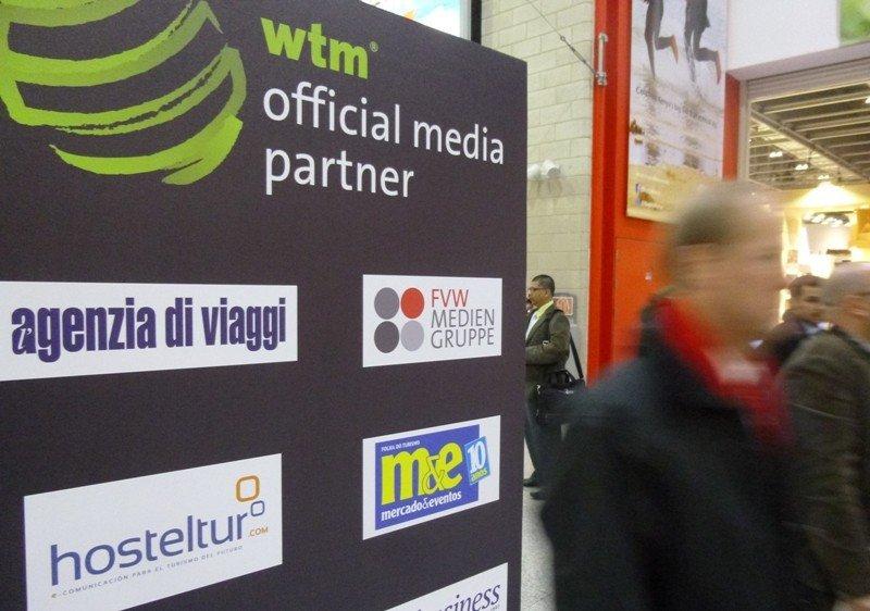 HOSTELTUR es media partner oficial de la World Travel Market.
