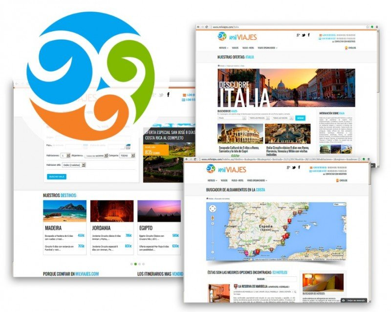 Milviajes.com, una nueva agencia online en busca de convertirse en un referente de mercado