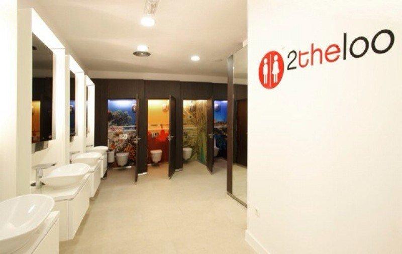 Estrenan los baños de pago en la estación de Madrid-Atocha